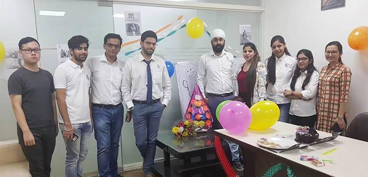 亚新印度办公室